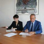 30.10.2015 RICERCA SCIENTIFICA E SCUOLA. Fondazione Neuromed e Ufficio Scolastico Regionale firmano protocollo d'intesa.