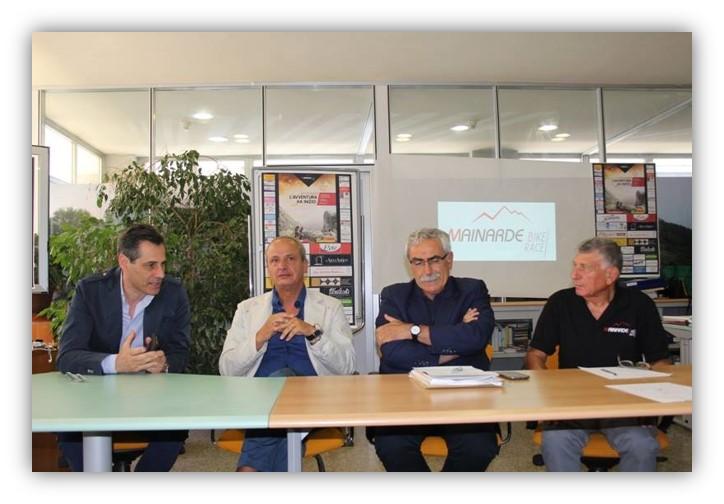 24.07.2016 SPORT E STILI DI VITA FONDAZIONE NEUROMED ALLA MAINARDE BIKE RACE