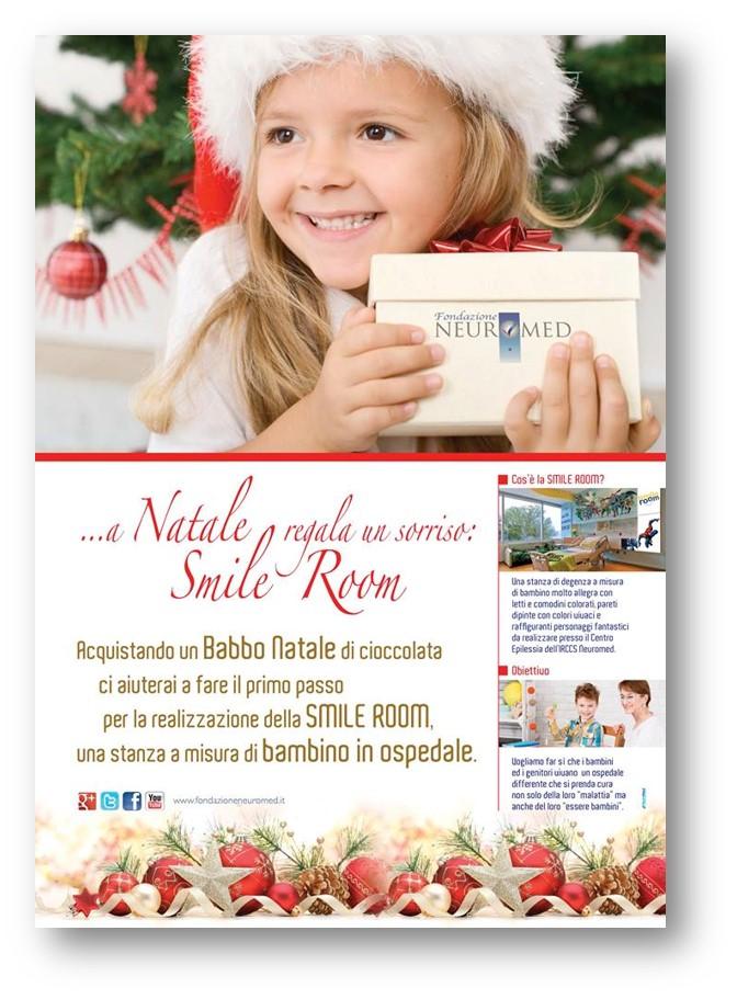 08.12.2016 Regalati un Sorriso per Natale