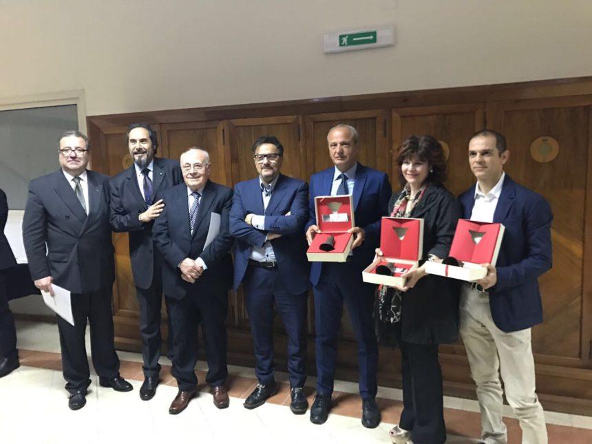 17.05.2017 Confesercenti premia Neuromed