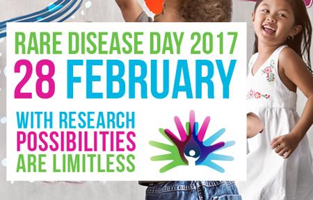 Fondazione Neuromed e la Giornata Mondiale delle Malattie Rare