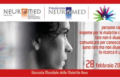 Giornata Mondiale Malattie Rare 2018 – Rare needs you.