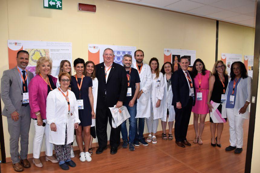 AL NEUROMED LA VISITA DEL NIAF – L'Istituto ha accolto la delegazione della National Italian American Foundation nei suoi laboratori di ricerca