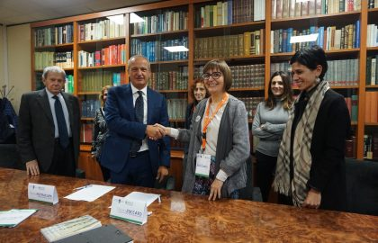 Fondazione Neuromed e Associazione Huntington ONLUShanno ufficializzato l'apertura della sede periferica di Pozzilli.